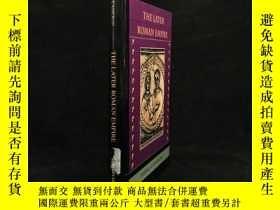 二手書博民逛書店1993年罕見The Later Roman Empire by