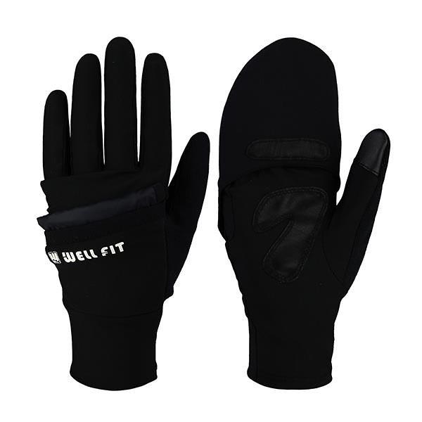 【南紡購物中心】【威飛客WELL FIT】多功能運動PRO手套 - 觸控手套