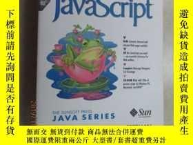 二手書博民逛書店英文書罕見jumping Javascript 內附光盤 (共1173頁)Y15969 出版1997