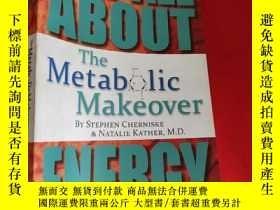 二手書博民逛書店The罕見Metabolic Makeover: It s All About Energy... (小16開)