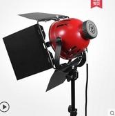 攝影燈Selens紅頭燈800w暖色攝影燈套裝 2米燈架微電影補光燈舞臺專業 玩趣3C
