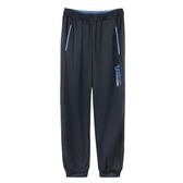『小鱷魚童裝』吸濕排汗運動褲(10號~18號)555612