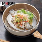 30cm不沾加厚蒸籠 生活采家 蒸鮮味 包子饅頭肉粽海鮮肉丸蒸蛋更美味#41003