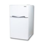 東元 TECO 100公升雙門冰箱 R1001W