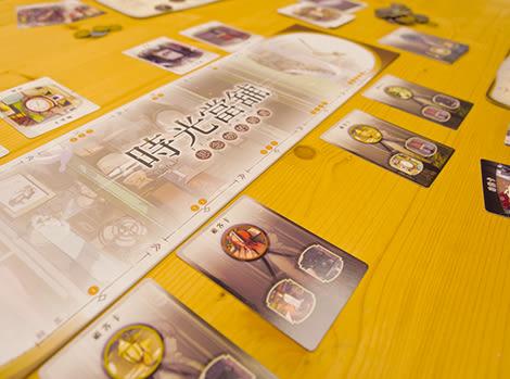 【尖端】時光當舖 番外篇-桌遊特典版 - 中文正版桌遊《台灣益智遊戲》中壢可樂農莊