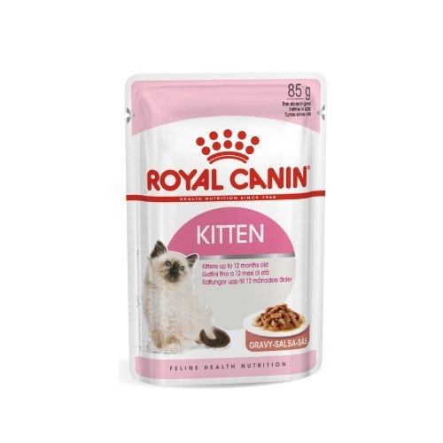 *KING WANG*法國皇家《幼貓專用濕糧K36W》85g/包 貓糧/貓餐包 可當主食/可拌飼料