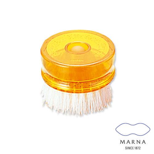 【MARNA】POCO廚房清潔刷(黃)