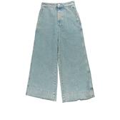 【LOEWE】LOEWE 寬版牛仔褲 36 LO73010001