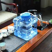 茶水桶茶桶塑料儲水桶功夫茶具配件茶台水桶家用排水桶小號裝水桶  遇見生活