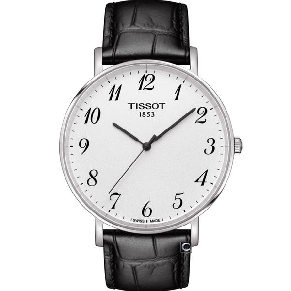 TISSOT天梭Everytime經典時尚腕錶 T1096101603200