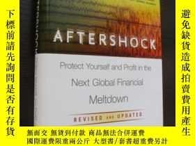 二手書博民逛書店AFTERSHOCK:罕見protect u & profit