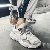 新款鞋子男運動鞋韓版潮流男鞋夏季透氣鞋男生帆布鞋男休閒鞋   聖誕節歡樂購