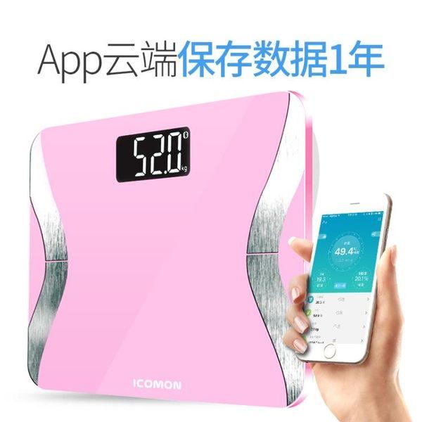 智慧體脂秤測脂肪體重稱精準