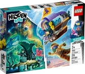 【LEGO樂高】HIDDEN SIDE J.B.的潛水艇船   #70433