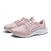 NIKE 休閒鞋 ZOOM PEGASUS 38 小飛馬 粉 白 慢跑鞋 訓練 女 (布魯克林) CW7358-601