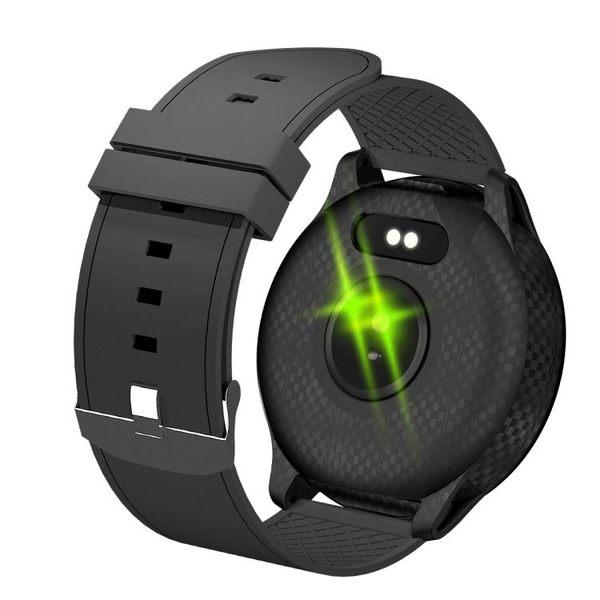 全館83折 【現貨】運動智慧手環P69男測血壓心率睡眠健康彩屏運動智能手錶女多功能藍牙