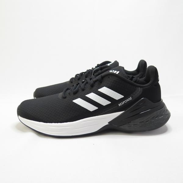 Adidas RESPONSE SR 慢跑鞋 FX3625 透氣 男款 黑 【iSport愛運動】