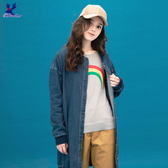 【三折特賣】American Bluedeer - 彩虹針織上衣(魅力價) 秋冬新款