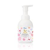 【F'ees】嬰兒洗髮沐浴泡泡-粉紅甜心400ml