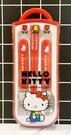 【震撼精品百貨】Hello Kitty 凱蒂貓~三麗鷗 KITTY日本盒裝餐具組-紅坐*31879