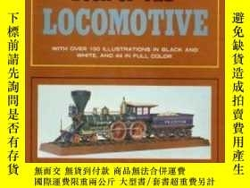 二手書博民逛書店B00005VMVN罕見The Collectors Book of the Locomotive-b0005vm