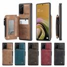 三星 Note20 Note20 Ultra Note10 Note10+ C20皮套 手機殼 全包邊 插卡 保護殼