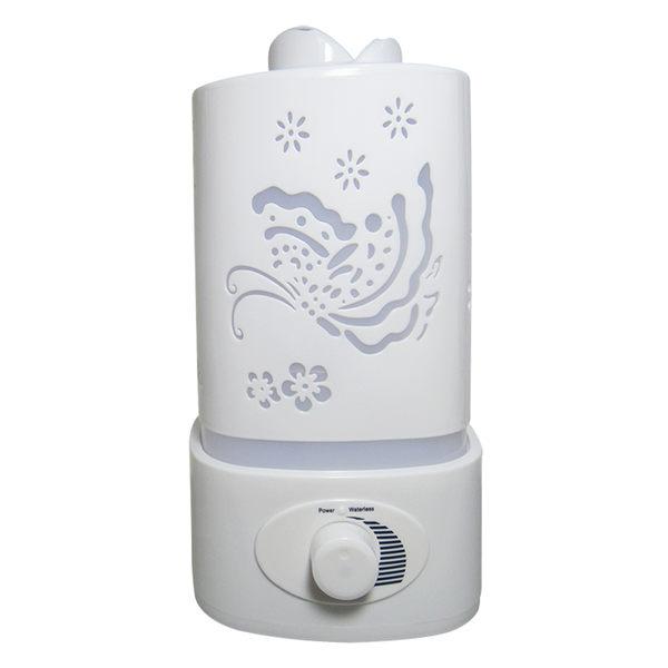 香熏機 加濕器 香氛 除臭 精油 水氧機/加濕器/芳香機/香氛袋 七彩香薰機 【HU-01】