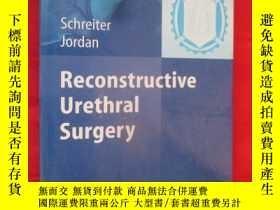 二手書博民逛書店Urethral罕見Reconstructive Surgery