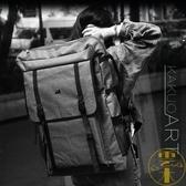 畫袋4K四開雙肩大容量防水畫板包美術寫生包【雲木雜貨】