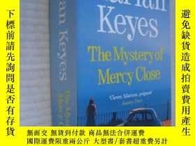 二手書博民逛書店The罕見Mystery of Mercy CloseY1468