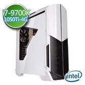 技嘉Z390平台【聖殿獵人】i7八核 GTX1050Ti-4G獨顯 1TB效能電腦