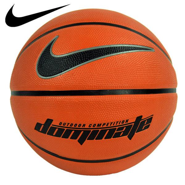 【LAKEIN運動網】║NIKE║ NIKE DOMINATE橘色室外專用-7號籃球