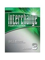 二手書博民逛書店《Interchange Level 3 Workbook (I