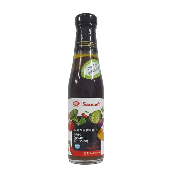 味噌胡麻和風醬 (240ml ) 265g/瓶