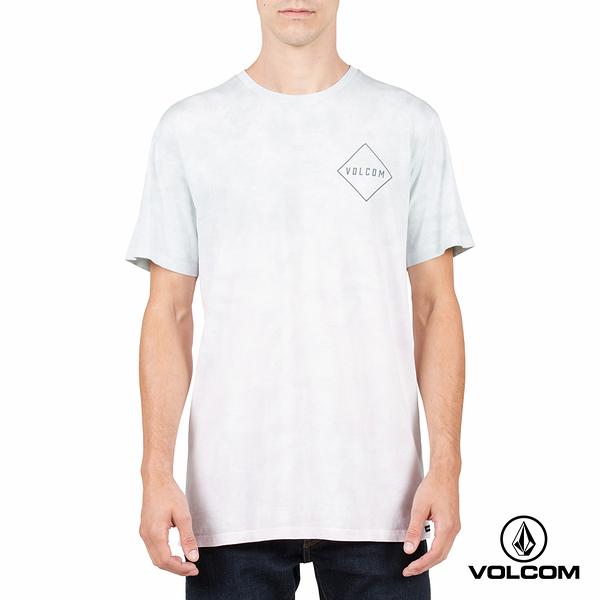 VOLCOM PITCHER S/S 文字T-shirt-多色渲染