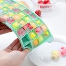 硅膠冰格 冰塊模具 速凍器冰塊盒制冰盒冰棍雪糕模具家用方形帶蓋