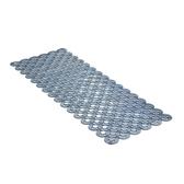 西班牙 TATAY 浴室止滑踏墊 圓紋 96x36cm 藍 型號5512600