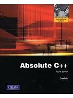 二手書博民逛書店《Absolute C++, 4/e (Paperback)(美國版ISBN:0136083811)》 R2Y ISBN:9780131365841