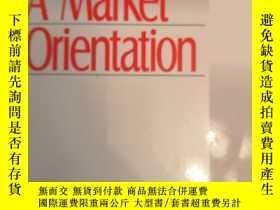 二手書博民逛書店市場導向的思維 Developing罕見A Market Ori
