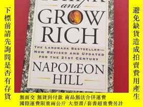 二手書博民逛書店Think罕見and Grow Rich:The Landmark Bestseller--Now Revised