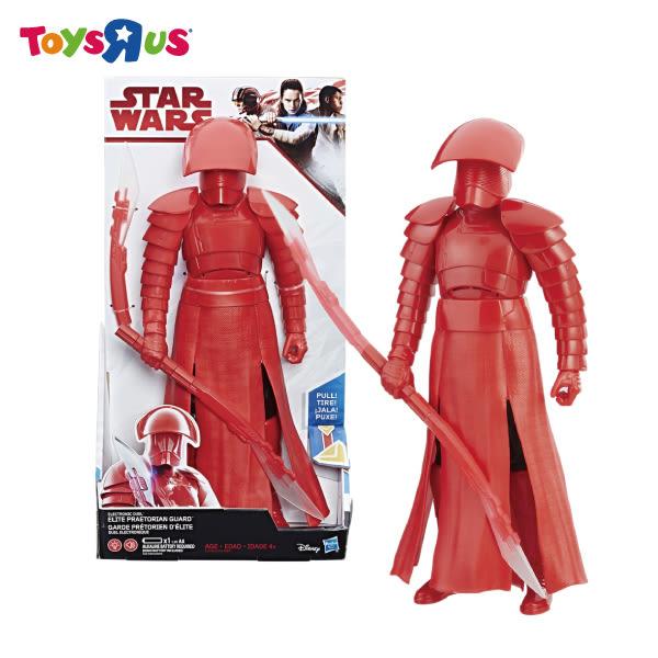 玩具反斗城  星際大戰電影8 12吋電子泰坦英雄人物/款