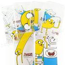 Adventure time 探險活寶 iPhone 6 Plus/6s Plus 可愛透明彩繪保護軟套-夥伴系列