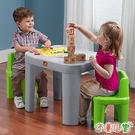 美國Step2 巧藝桌椅組...