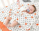 嬰兒被 嬰兒抱被新生兒包被蓋毯純棉夏季薄款襁褓寶寶小被子用品 珍妮寶貝