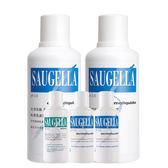 SAUGELLA賽吉兒 pH3.5菁萃潔浴凝露日用500mlX2(超值組)