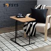 懶人桌 SOFSLP床邊桌沙發桌懶人桌筆記本電腦桌床上置地簡約寫字台小桌子LP