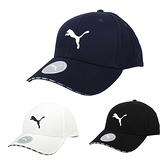 PUMA 棒球帽(鴨舌帽 遮陽 防曬 帽子 純棉≡體院≡ 022824