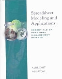 二手書《Spreadsheet Modeling and Applications: Essentials of Practical Management Science》 R2Y ISBN:0534380328