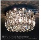 雷博照明 圓形豪華吸頂水晶燈飾 臥室燈客...