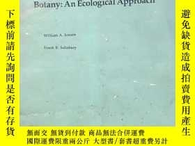 二手書博民逛書店Botany:罕見an ecological approachY